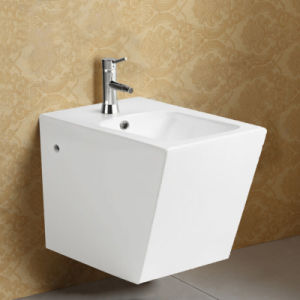 Rectangular Shaped Wall Hanging Bathroom Bidet