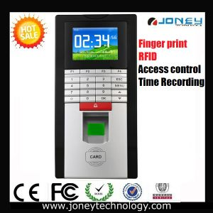 Professional Highend Attendance Control Device Which Have RFID Card & Fingerprintauthentication. pictures & photos