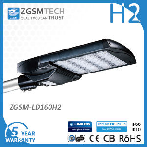 277VAC 160W LED Road Lightings with 17600lm pictures & photos
