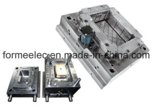 Plastic Injection Mould Design Crate Mold Manufacture pictures & photos
