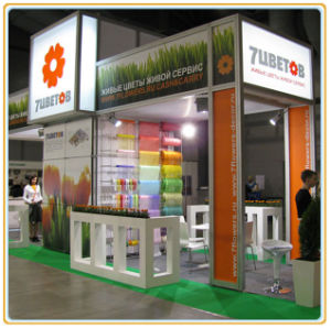Aluminum Customized Modular Exhibition Booth Stand Display Booth pictures & photos
