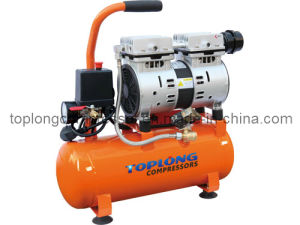 Oil Free Oilless Silent Dental Air Compressor (Hw-2050) pictures & photos