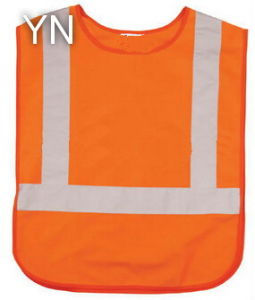Red Reflective Vest for Children pictures & photos