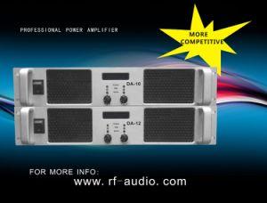 Smart Display Screen Runfeng Audio RF Series Amplifier