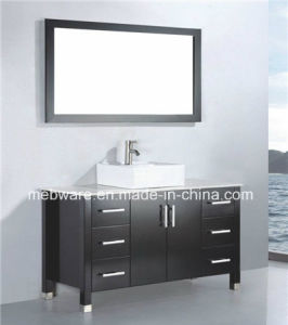 48′′ Waterproof Wood Bathroom Vanity Cabinet pictures & photos