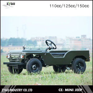 110cc/125cc/150cc Mini-Jeep Willys with Ce pictures & photos
