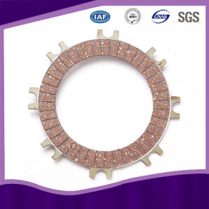 Cg125 Motorcyle Clutch Disc Plate Clutch Facing pictures & photos