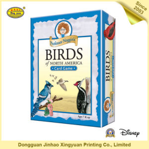 Birds of North America Children Memory Card Game (JHXY-BG31) pictures & photos