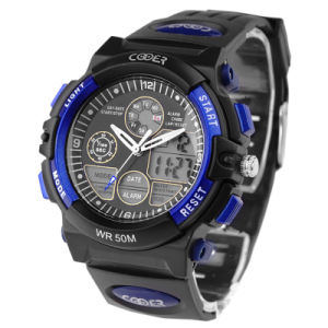 More Function Digital Watch for Young Men