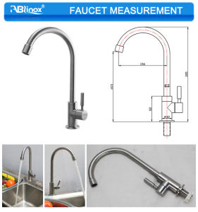 Cheap Price Inox Antique Kitchen Faucet (AB126) pictures & photos