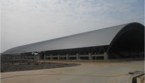 Prefabricated Steel Coal Shed Construction pictures & photos