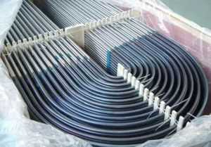 U- Shape Pipe Bend Pipe (STAINLESS STEEL PIPE)