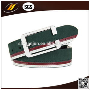 Top Quality Colorful Fashionable Real Leather Belt (HJ1123) pictures & photos