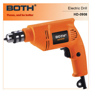 10mm Good Quality Electric Drill (HD0908) pictures & photos