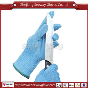 Seeway Cut 5 Lightweight Meat Cutting Gloves with Food Grade