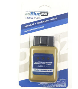 Adblue Emulator Adblue OBD2 for Iveco Trucks Adblue / Def Nox Emulator Via OBD2 Adblue OBD2 for Iveco pictures & photos