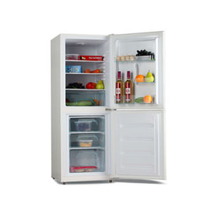 186L Two Door Fridge Freezer Refrigerator pictures & photos