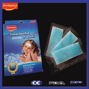 Kid/Children/Baby Fever Cooling Gel Patch 2016 pictures & photos