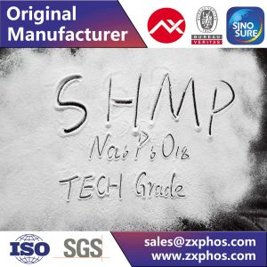 SHMP (Sodium polymetaphosphate 68%) Tech Grade pictures & photos
