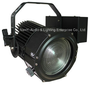 80W LED Fresnel Mute (no fan) Spotlight for Studio, Music Hall