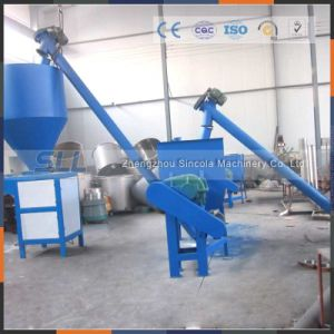 5t/H Dry Mortar Mixing Plant Price/Tile Grout Mortar Equipment pictures & photos