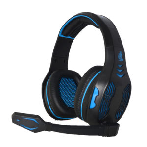 USB LED Lightning Gaming Headset with 7.1 Channel pictures & photos