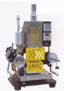 Innovo Pneumatic Hot Stamping Machine pictures & photos