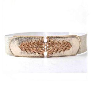 Beautiful Lady Wide Elastic Decoration Belts Manufaturer pictures & photos