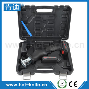 High Quality Cordless Woodworking Reciprocating Saw pictures & photos