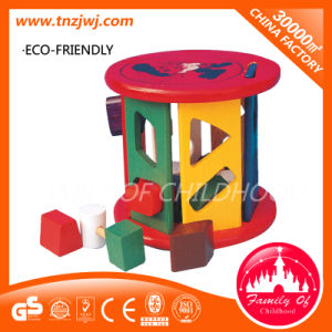 Wooden Tinker Block Toy Colorful Abacus Math Counting Puzzle pictures & photos