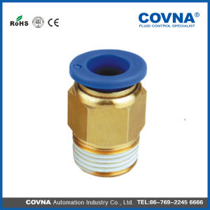 Spc Series Male Straight Penumatic Fittings pictures & photos