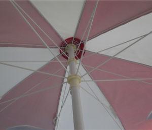 China Factory Big Sun Market Umbrella with Customized Logo pictures & photos