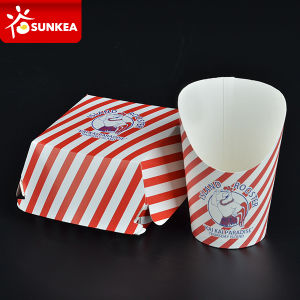 Brand Printed Clamshell Hamburger Box pictures & photos