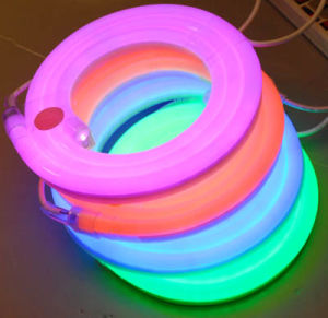 Energy Saving Color Outer LED Neon Light pictures & photos