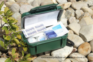 All Weather Waterproof Emergency Box Fist Aid Kit Surival Toolbox pictures & photos