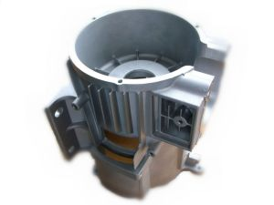 Low-Pressure Aluminium Die-Casting for OEM Machinery Parts pictures & photos