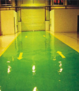 Hualong Double Base Epoxy Floor Coating pictures & photos