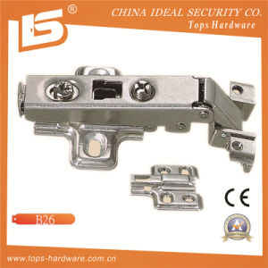 High Quality Cabinet Concealed Hinge (B26) pictures & photos