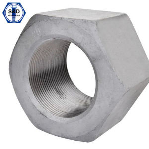 A194, 2h Heavy Hex Structural Nut, H. D. G pictures & photos