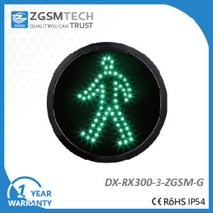 300mm Green Pedestrian Aspect LED Signal Modules pictures & photos