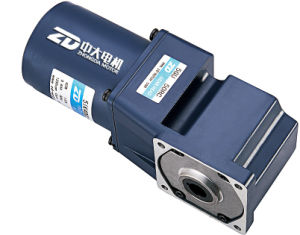 AC Right Angle Gear Motor--Spiral Bevel Angel (5IK40GU-AF / 5GU 50RC) pictures & photos