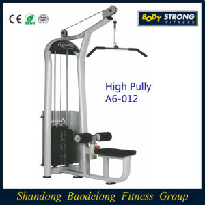 Gym Equipment Commercial/Body Building Equipment High Pully A6-012 pictures & photos