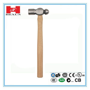Machinist Hammer Wooden Handle with Chuck pictures & photos