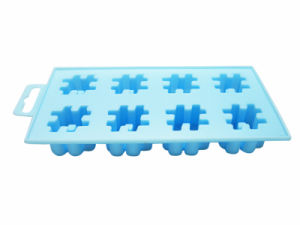 European Standard Personalized Funny Design Custom Silicone Ice Cube Tray pictures & photos