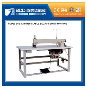 Mattress Sewing Machine for Mattress Label Zigzag pictures & photos