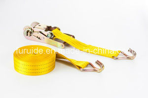 Ratchet Tie Down Strap Cargo Lashing Strap for Safe Transportantion