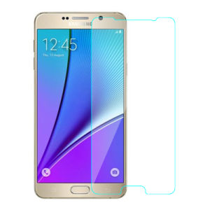 0.33mm 9h Clear Screen Protector for Samsung Note 5 pictures & photos