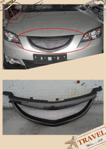 Carbon Fiber Grille for Mazda 3 Sedan 2006 pictures & photos