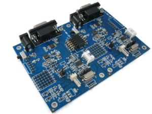 Blue Assembly PCBA with UL and RoHS