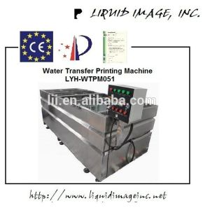 Water Printing Hydrographics, Water Transfer Film with Dipping Tank No. Lyh-Wtpm051 pictures & photos